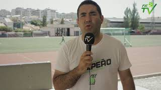 Entrevista Ricardo Sardinheiro (Iniciados)