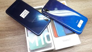 Redmi 7 vs Galaxy M10 - Which Should You Buy ?