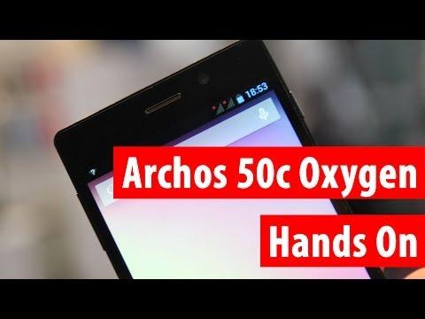 Archos 50C Oxygen mit OctaCore Chip im Kurztest | Deutsch