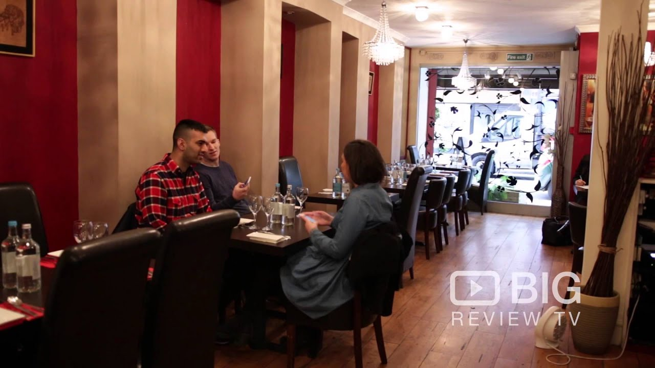 Takari Indian Restaurant In Covent Garden London Serving Curry Tandoori And Biryani Youtube