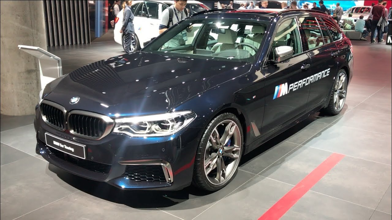 bmw m550d xdrive touring 2017 in detail review walkaround. Black Bedroom Furniture Sets. Home Design Ideas