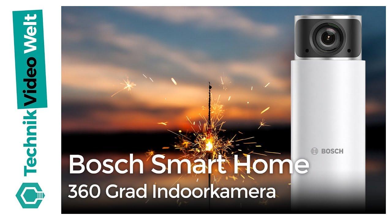 bosch smart home 360 grad indoorkamera anleitung youtube. Black Bedroom Furniture Sets. Home Design Ideas