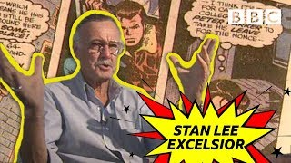 Marvel creator Stan Lee on his unexpected life and superhero legacy -  BBC