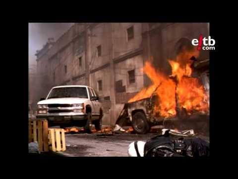 Escenas robadas: 'Peligro Inminente' y 'JAG, alerta roja'