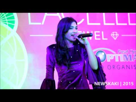 Jatuh Dari Langit - Atikah Suhaime - Official Launch of BAUSCH & LOMB LACELLE™ JEWEL Mp3