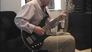 Metallica/Motorhead,Stone Dead Forever,Bass cover
