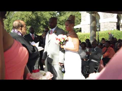 Devon & Lamar Davis Wedding