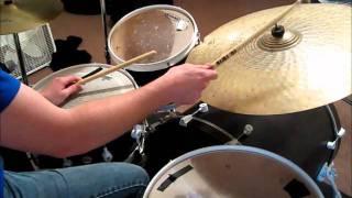 DRUM LESSON: A Basic Samba