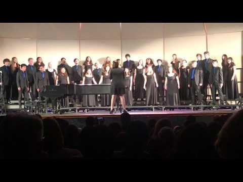 Water Night  The Academy of Music and Performing Arts at Hamilton High School Chamber Singers 2017