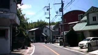 和歌山県道136号~137号(日進中学校辺りから海南市黒江)