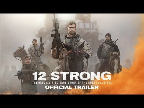 12 STRONG - Official Trailer Mp3