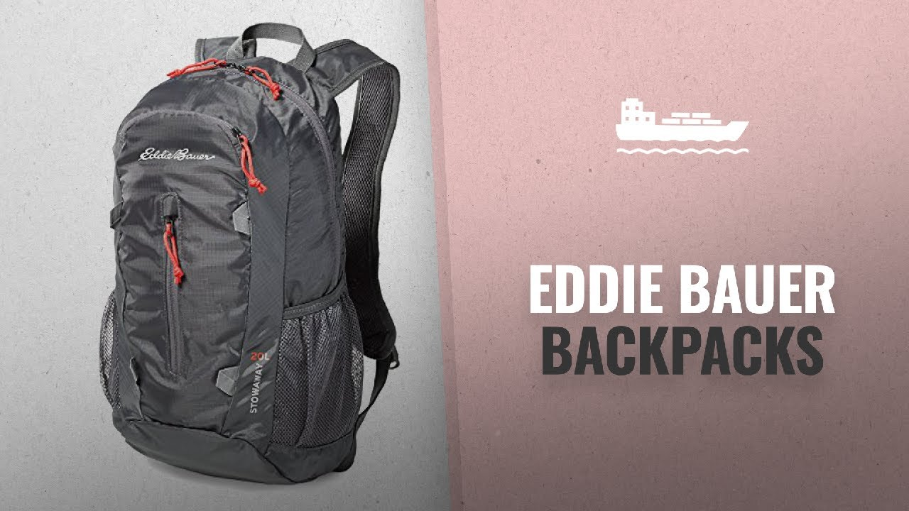 fb90f11a9e Top Eddie Bauer Backpacks  Eddie Bauer Unisex-Adult Stowaway ...