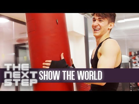 Myles Gets K.O.'d - The Next Step: Show the World #7