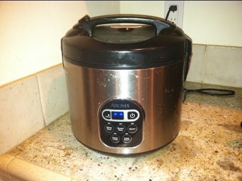 aroma-20-cup-digital-rice-cooker-&-food-steamer-review
