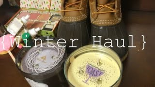 Winter Haul | LL Bean, BBW, Lush & More! Thumbnail