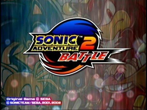 Gamecube Longplay [001] Sonic Adventure 2: Battle (Hero Story) (A)