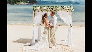 Wedding Highlight Film - Zsanett and Balazs | Constance Ephelia, Seychelles