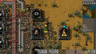 Factorio #8 Роботы транспортники БПЛА