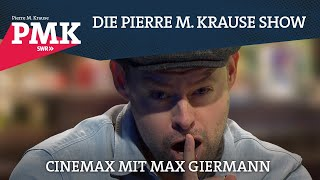 Cinemax – Max Giermann schlüpft in ikonische Filmrollen