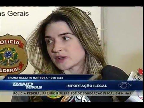 Jornal Band Minas 26/04/2016 - PRIMEIRO BLOCO