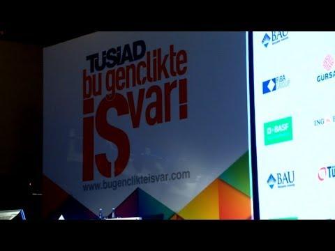 TÜSİAD Bu Gençlikte İŞ Var! 2019 Ödül Töreni