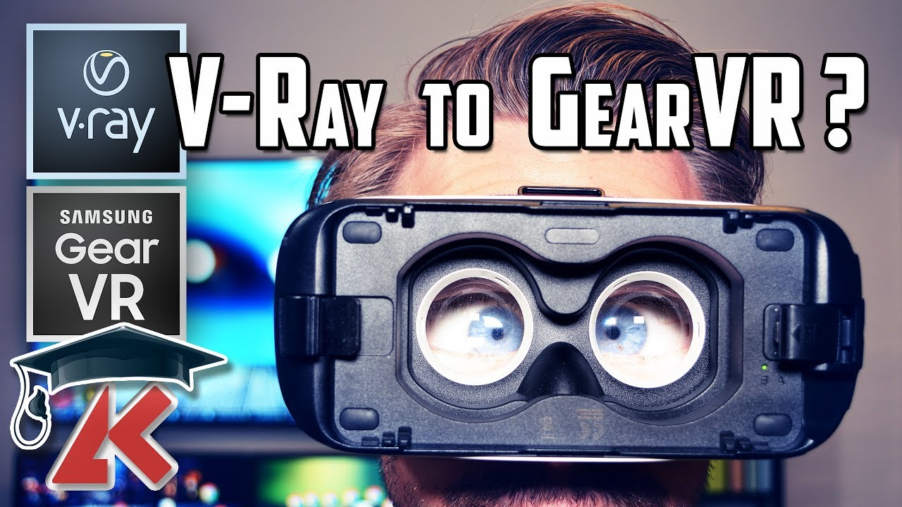 How to Render 360 VR images for Samsung Gear VR with 3ds Max and V-Ray