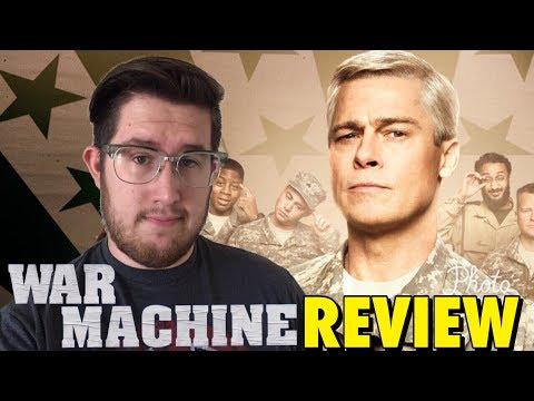 War Machine - Movie Review