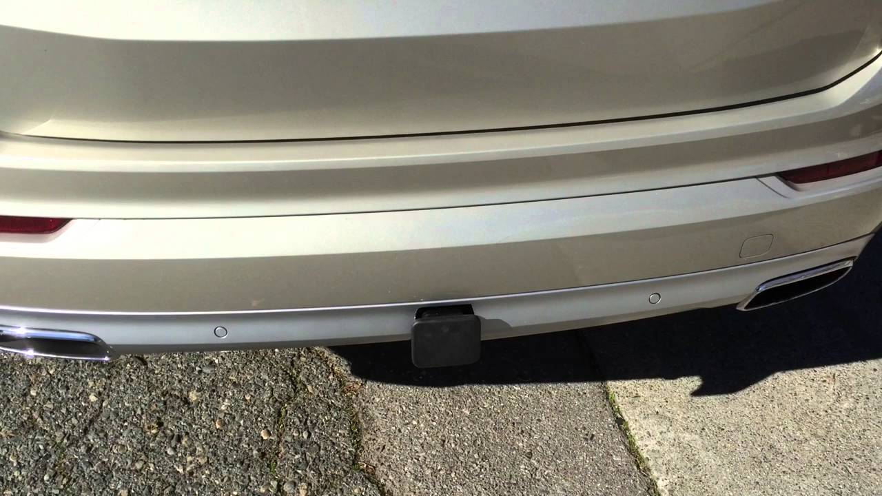2016 Volvo XC90 Towing Hitch Installation - Part 4