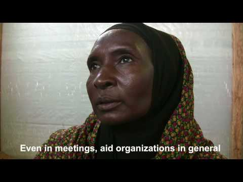 THE FARCHANA MANIFESTO: Darfur Refugee Women Risk Everything For Their Rights