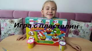 Game with Cupcakes/Игра с пластелин/JUMBODOH/Вълшебният свят на Серен