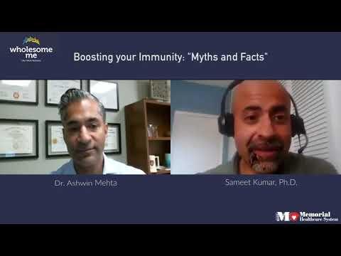 Boosting your Immunity: