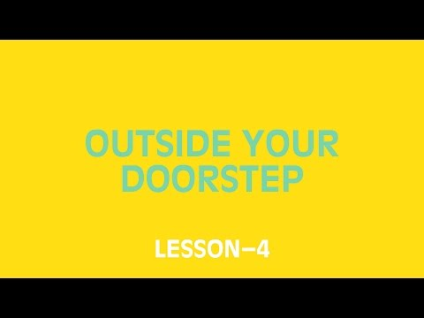 VSCO Academy – Outside Your Doorstep (Lesson 4)