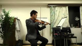 <2nd violin> Webern Passacaglia op 1