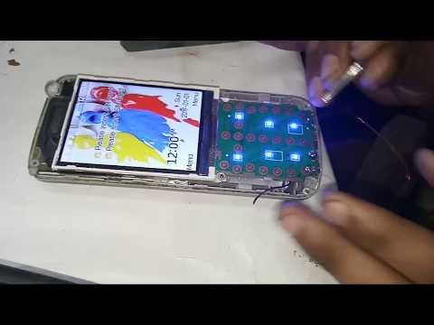 china mu phone mic, keypad solution 100%