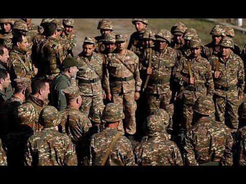 10 минут назад!Айвазян все–армяне в ужасе.Опять война, Алиев не потерпит! Подавить–реваншистам конец