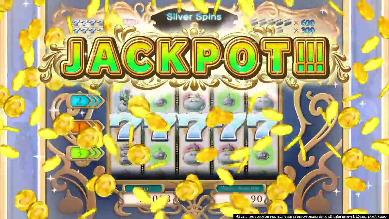 Dragon Quest 11 Jackpot