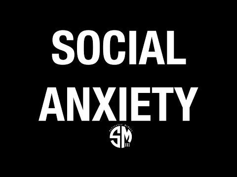 How To Deal With Social Anxiety | How To Stop Being Introverted | How To Deal With Nervousness
