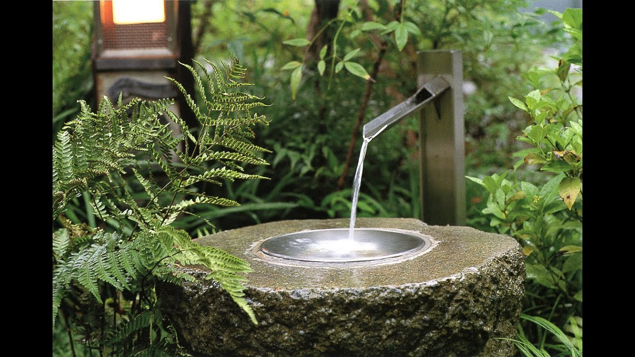 Captivating Japanese Garden Ornaments   YouTube
