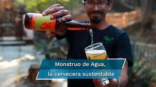Monstruo de Agua, una cervecera artesanal ubicada al sur de la ciudad se ha consolidado con el paso del tiempo como una de las mejores del país