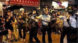 现场录像还原警方开枪真相 | CCTV