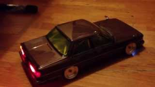 toyota cresta rc drift light setup