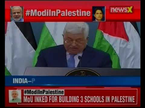 PM Modi made history with his visit to Palestine; signs 6 key MoUs agreements in major sector