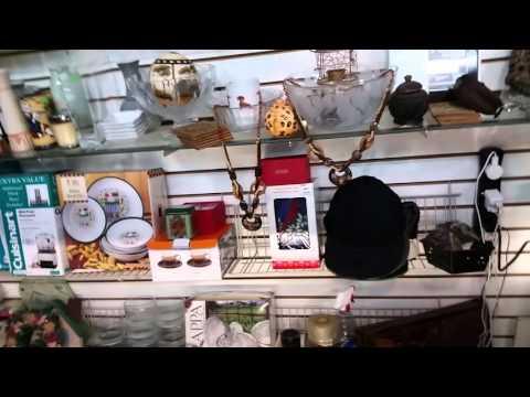 Merchants Flea Market Booth Tour