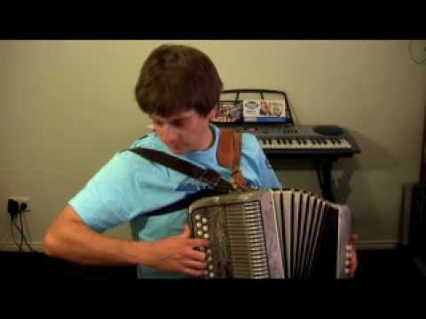 I'll Fly Away - Button Accordion