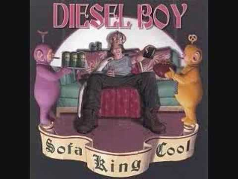 Diesel Boy - Shining Star