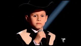 Скачать Antonio Canta Morena De Mi Corazón En La Voz Kids
