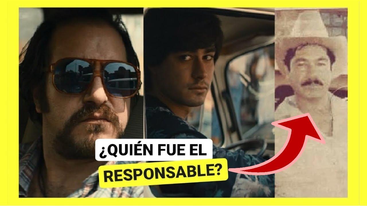 ✅ El COCHILOCO 👉🏿👉🏿 Así llegó Realmente su final - Narcos México 2 lo que es real cap 6