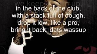 Say Yeah - Wiz Khalifa (with Lyrics)