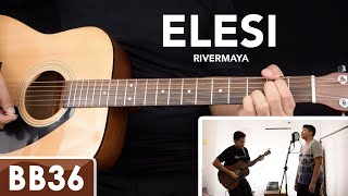Elesi - Rivermaya Guitar Tutorial