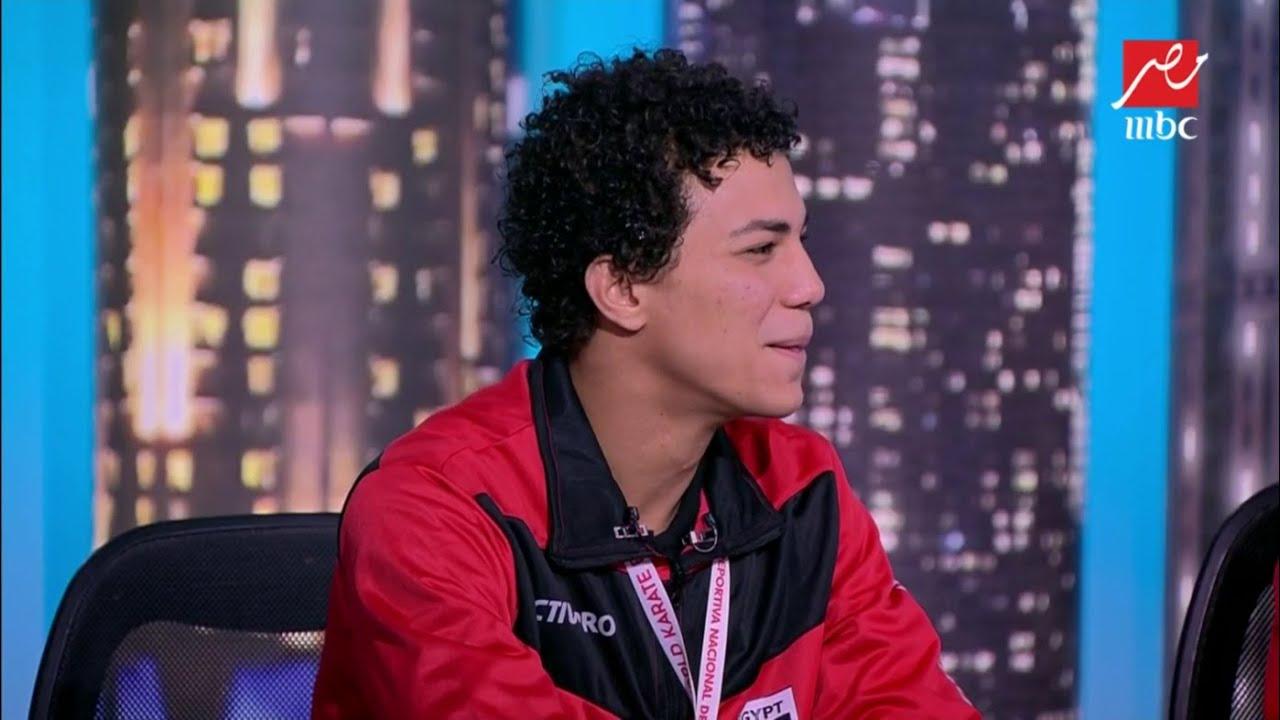 كيف احتفل أبطال مصر للكاراتيه بعد تحقيق 19 ميدالية في بطولة العالم؟